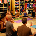yogaFLIGHT workshop